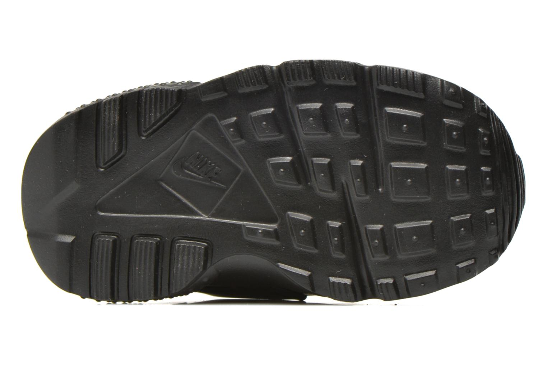 Sneakers Nike Nike Huarache Run (Td) Nero immagine dall'alto