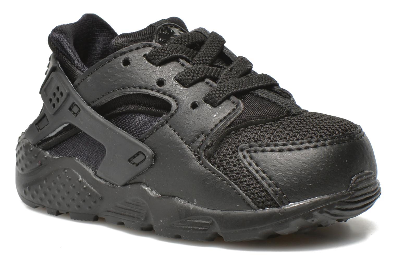 Sneakers Nike Nike Huarache Run (Td) Zwart detail