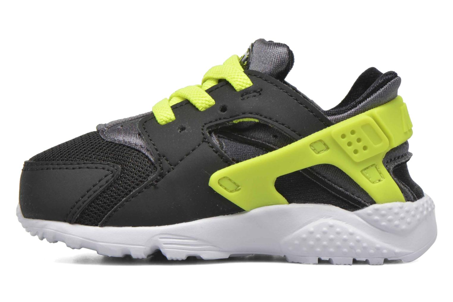 Baskets Nike Nike Huarache Run (Td) Noir vue face