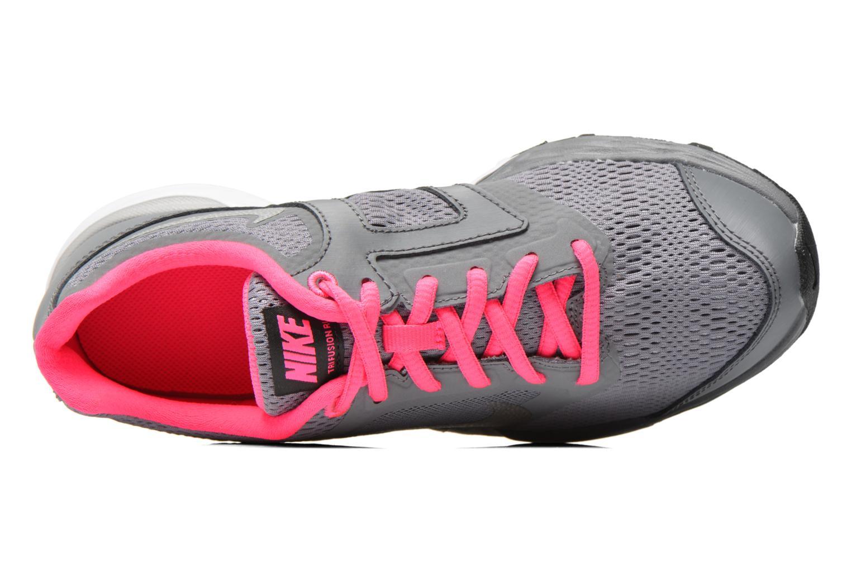 Baskets Nike Tri Fusion Run (Gs) Gris vue gauche