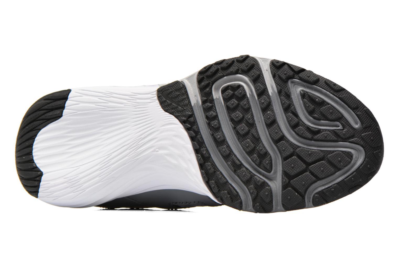 Baskets Nike Tri Fusion Run (Gs) Gris vue haut