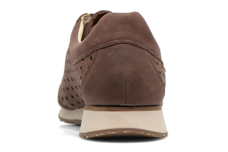 Sneakers El Naturalista Walky ND98 Bruin rechts