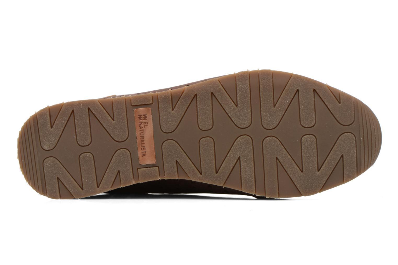 Sneakers El Naturalista Walky ND98 Bruin boven