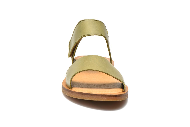Sandales et nu-pieds El Naturalista Tulip NF30 Vert vue portées chaussures