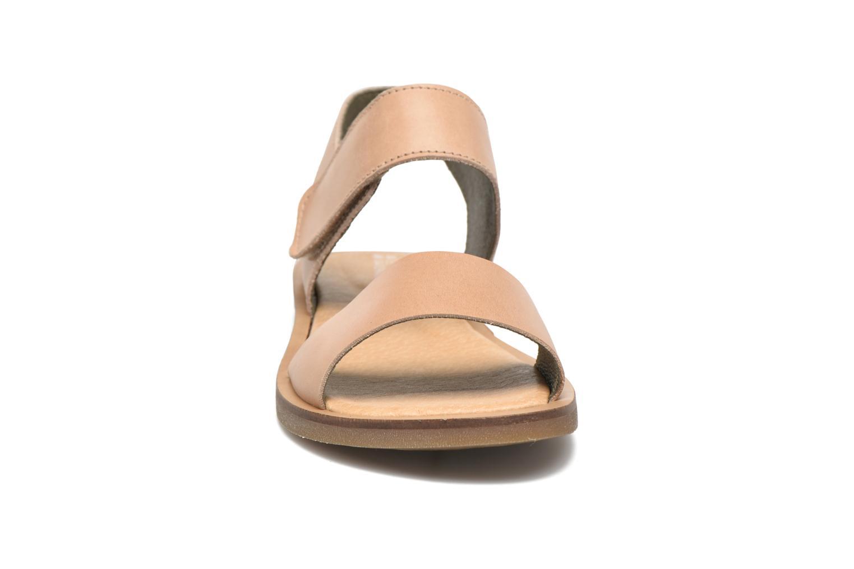Sandals El Naturalista Tulip NF30 Beige model view