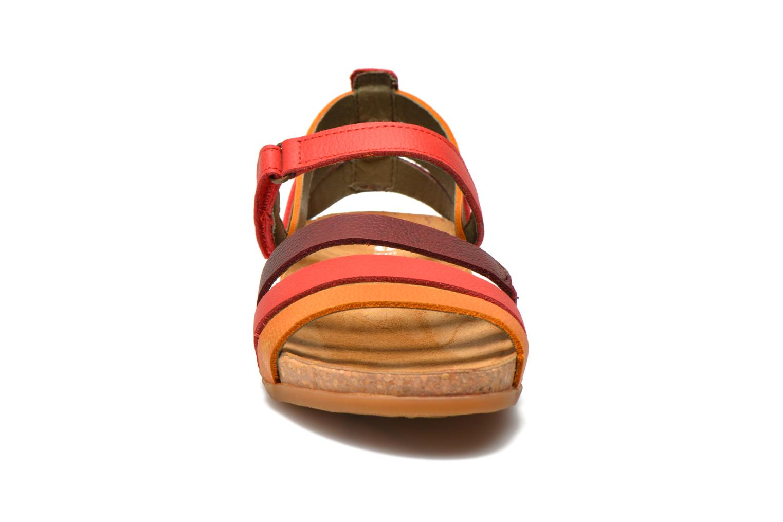 Sandalen El Naturalista Zumaia NF42 mehrfarbig schuhe getragen
