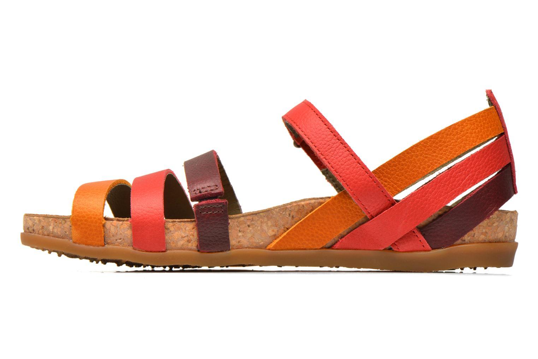 Sandales et nu-pieds El Naturalista Zumaia NF42 Multicolore vue face
