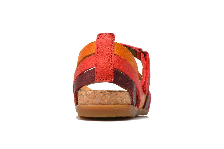 Sandales et nu-pieds El Naturalista Zumaia NF42 Multicolore vue droite
