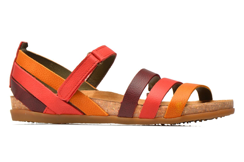 Sandales et nu-pieds El Naturalista Zumaia NF42 Multicolore vue derrière