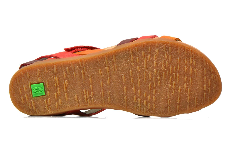 Sandales et nu-pieds El Naturalista Zumaia NF42 Multicolore vue haut