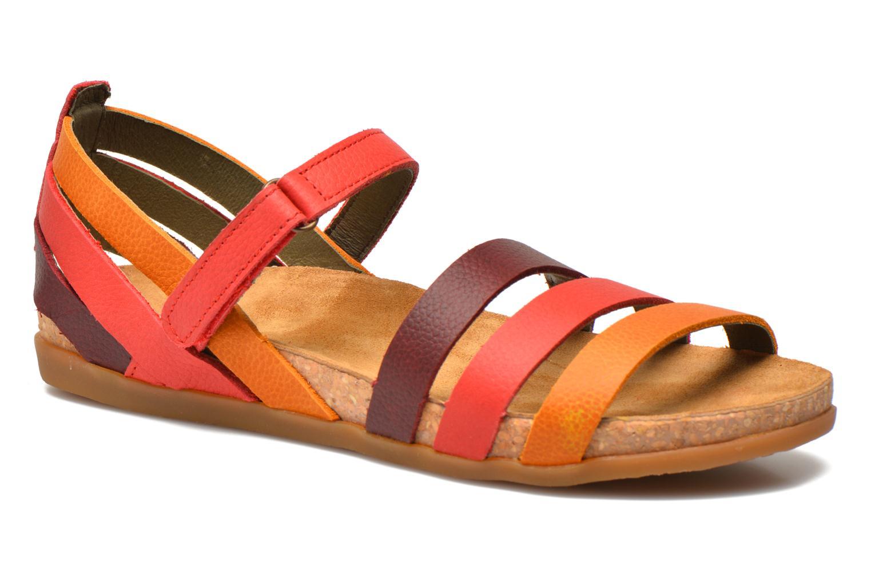 Sandales et nu-pieds El Naturalista Zumaia NF42 Multicolore vue détail/paire