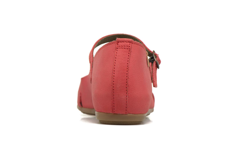 Stella ND53 crust leather grosella