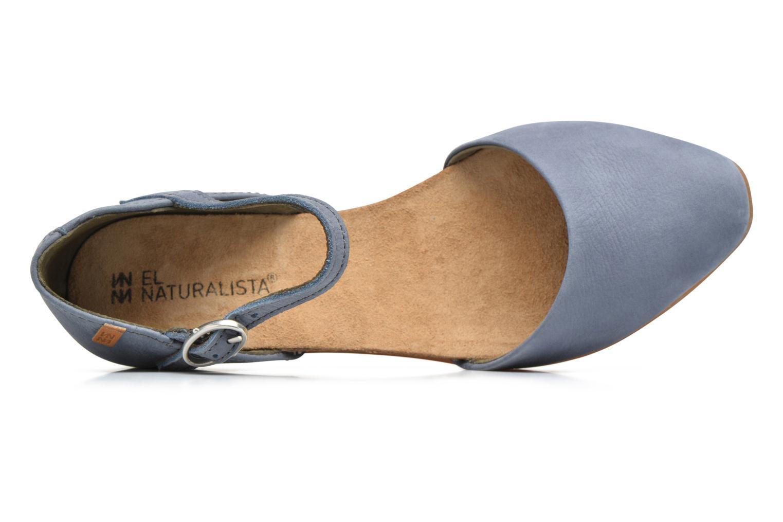 Ballerina's El Naturalista Stella ND54 Blauw links