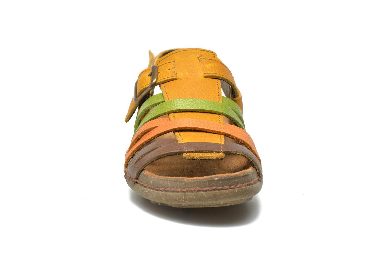 Sandales et nu-pieds El Naturalista Torcal N337 Multicolore vue portées chaussures