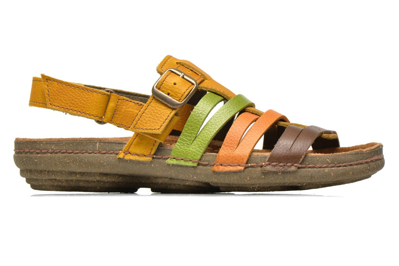 Sandales et nu-pieds El Naturalista Torcal N337 Multicolore vue derrière