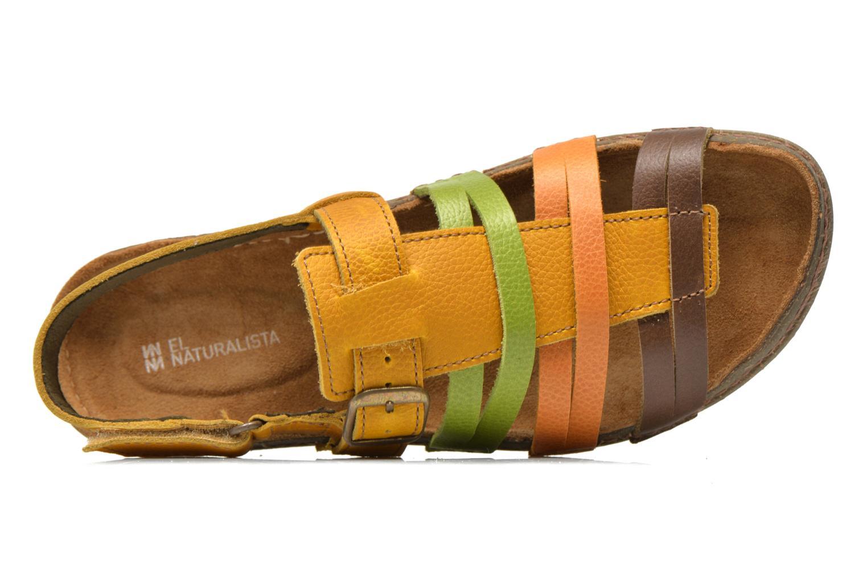 Sandales et nu-pieds El Naturalista Torcal N337 Multicolore vue gauche
