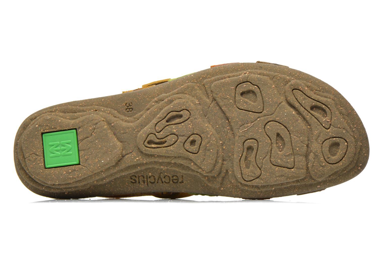 Sandales et nu-pieds El Naturalista Torcal N337 Multicolore vue haut
