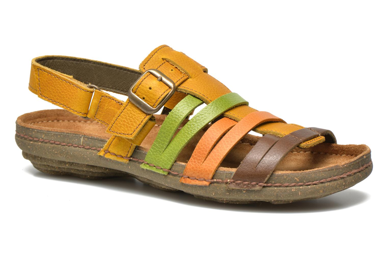 Sandales et nu-pieds El Naturalista Torcal N337 Multicolore vue détail/paire