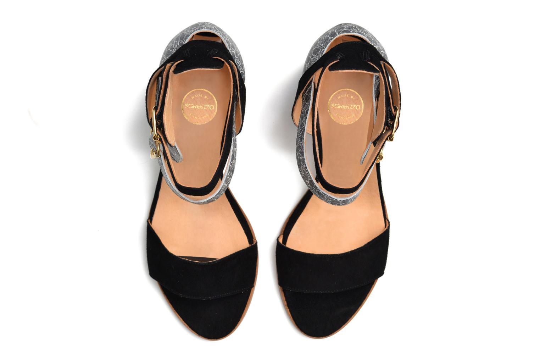 Sandalen Made by SARENZA Discow Girl #3 mehrfarbig ansicht von oben