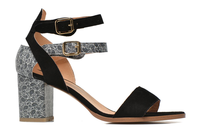 Sandales et nu-pieds Made by SARENZA Discow Girl #3 Multicolore vue détail/paire