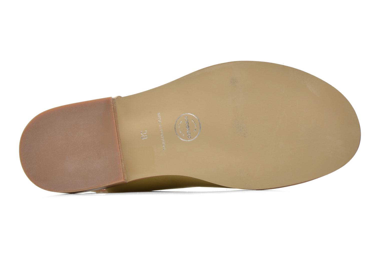 Sandalen Made by SARENZA Menthe Hello #13 gold/bronze ansicht von links