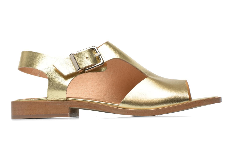Sandalias Made by SARENZA Menthe Hello #13 Oro y bronce vista de detalle / par
