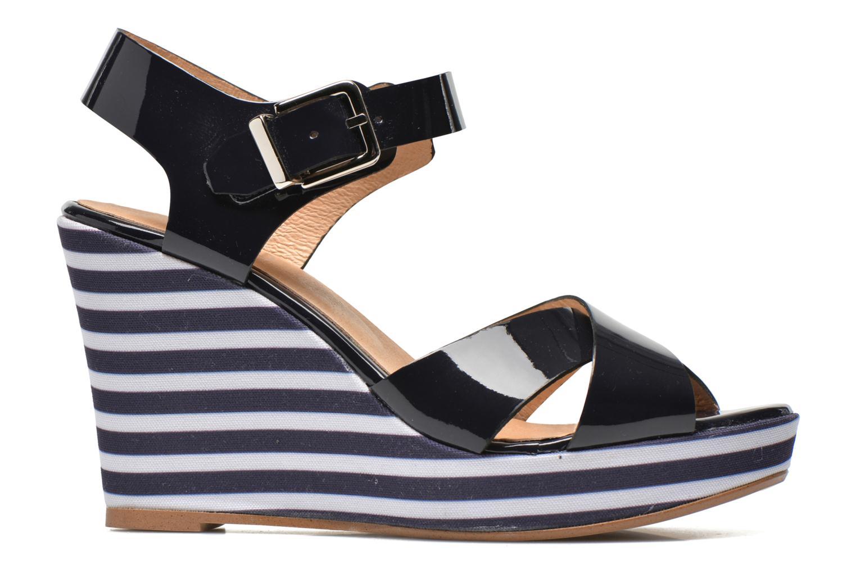 Marques Chaussure femme Made by SARENZA femme Menthe Hello #15 Vernis Marine + Lista KODAK marine