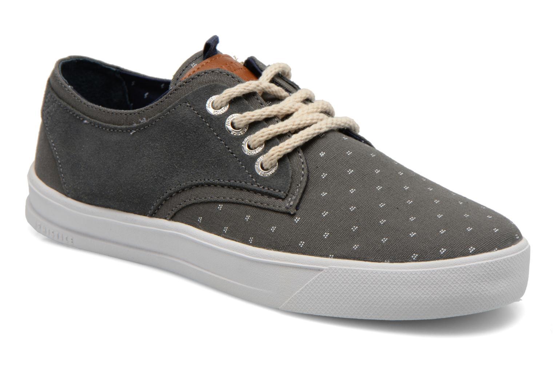 Sneaker Armistice Border Derby Ash Suede grau detaillierte ansicht/modell