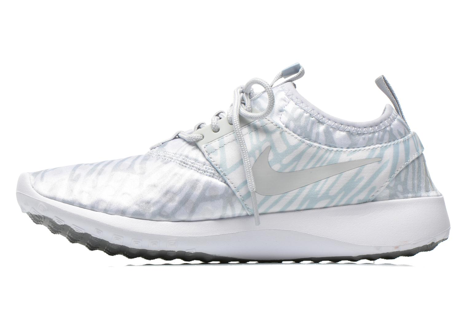 Trainers Nike Wmns Nike Juvenate Print Grey front view