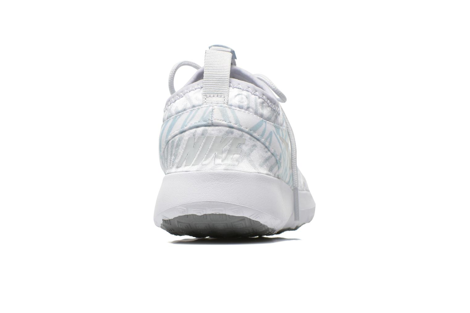 Trainers Nike Wmns Nike Juvenate Print Grey view from the right
