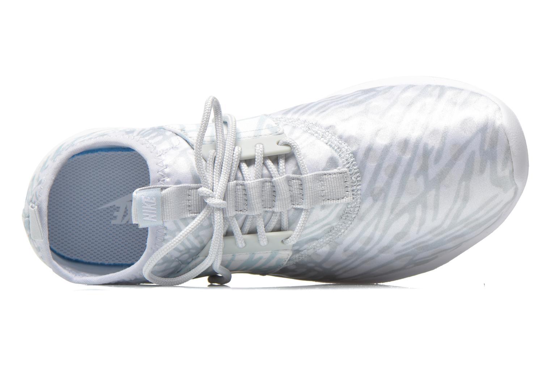 Baskets Nike Wmns Nike Juvenate Print Gris vue gauche
