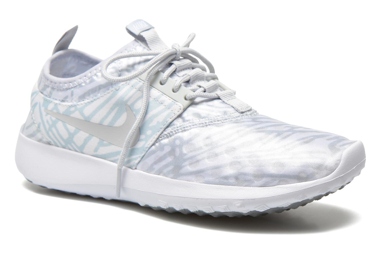 Marques Chaussure femme Nike femme Wmns Nike Juvenate Print White/Pure Platinum-Cool Grey