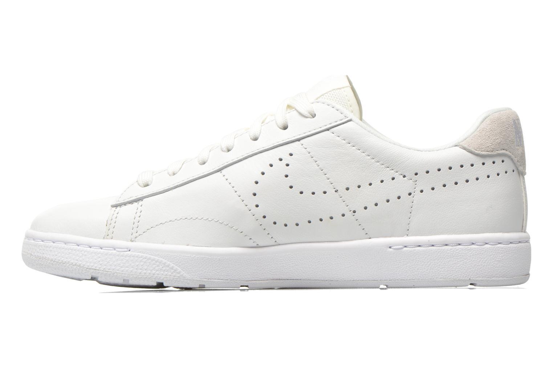 Sneaker Nike Tennis Classic Ultra Lthr weiß ansicht von vorne