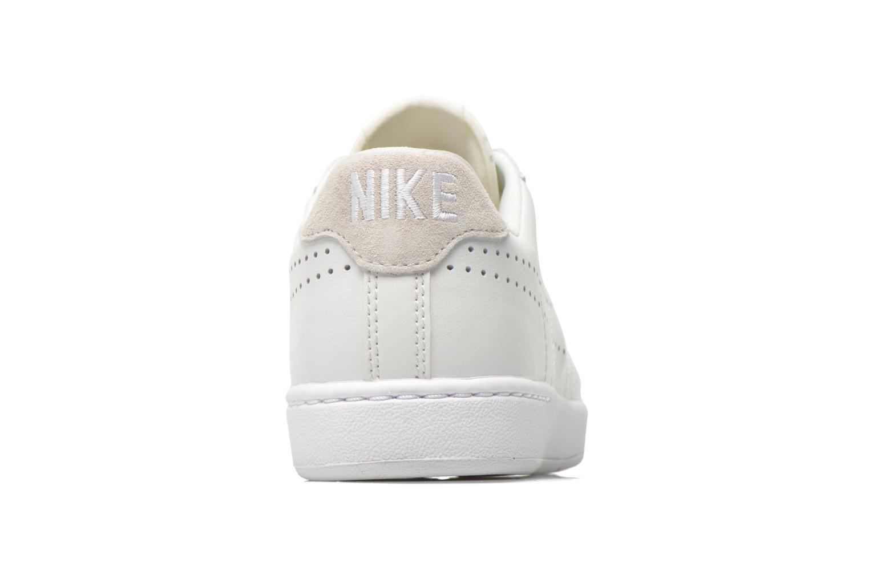 Sneaker Nike Tennis Classic Ultra Lthr weiß ansicht von rechts
