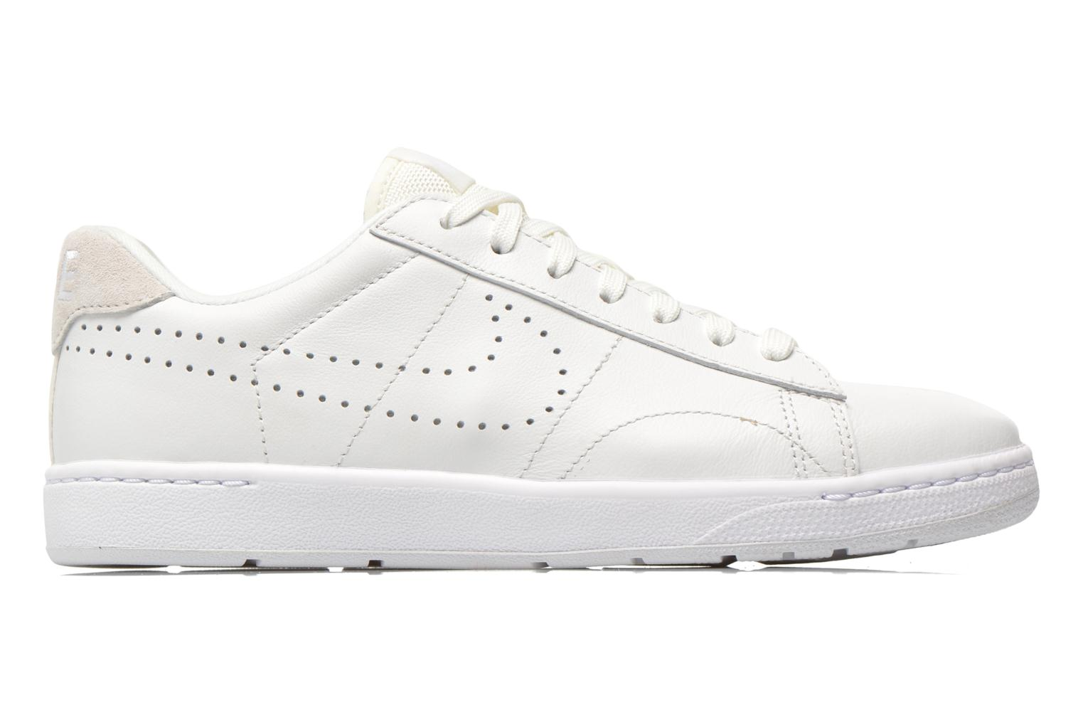 Trainers Nike Tennis Classic Ultra Lthr White back view