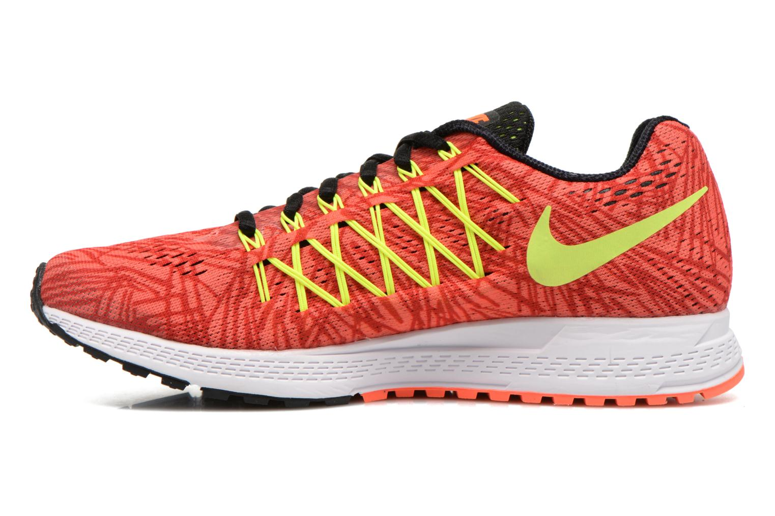 Wmns Air Zoom Pegasus 32 Print Hyper Orange/Volt-Unvrsty Red