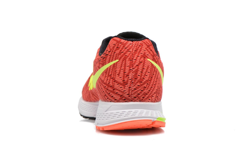 Zapatillas de deporte Nike Wmns Air Zoom Pegasus 32 Print Naranja vista lateral derecha
