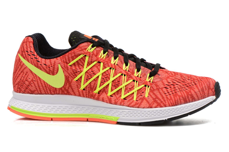 Sportschuhe Nike Wmns Air Zoom Pegasus 32 Print orange ansicht von hinten