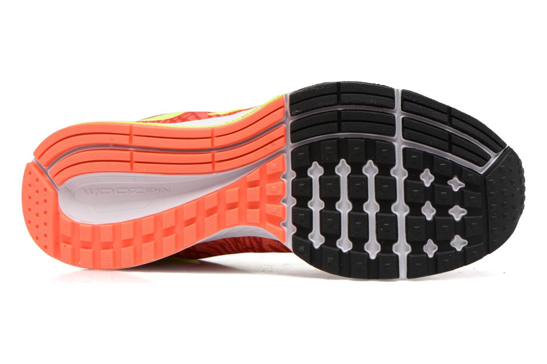 Sportschuhe Nike Wmns Air Zoom Pegasus 32 Print orange ansicht von oben