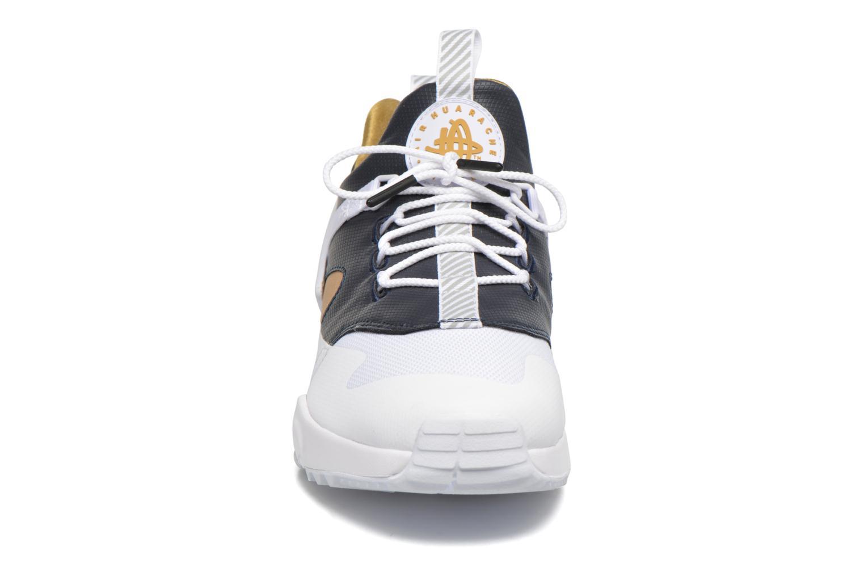 Sneaker Nike Nike Air Huarache Utility Prm weiß schuhe getragen