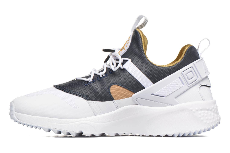 Sneaker Nike Nike Air Huarache Utility Prm weiß ansicht von vorne