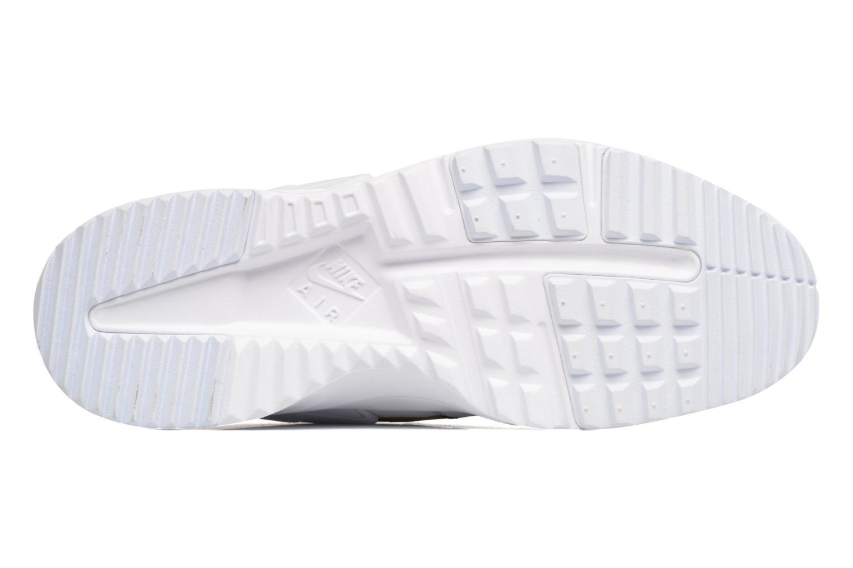Nike Air Huarache Utility Prm White/Metallic Gold-Dark Obsidian-White