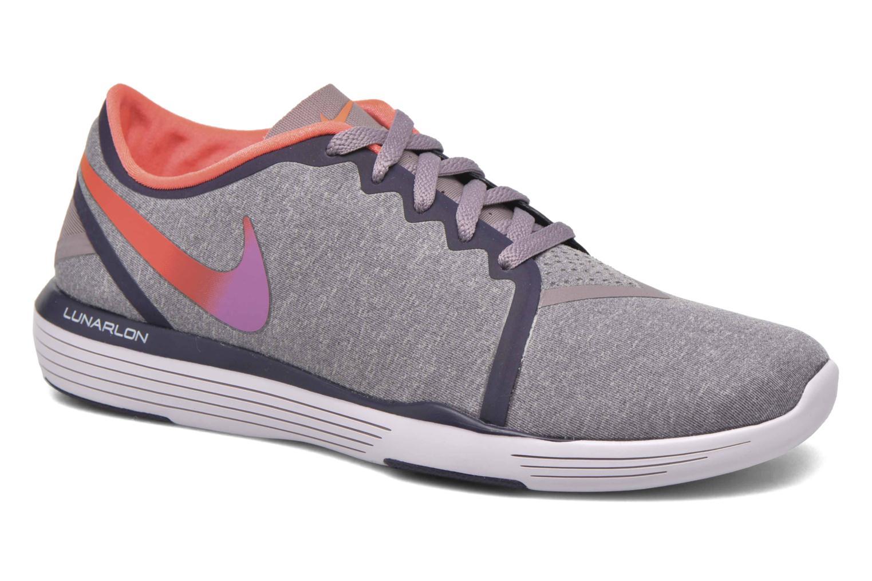 Sportschuhe Nike Wmns Nike Lunar Sculpt lila detaillierte ansicht/modell