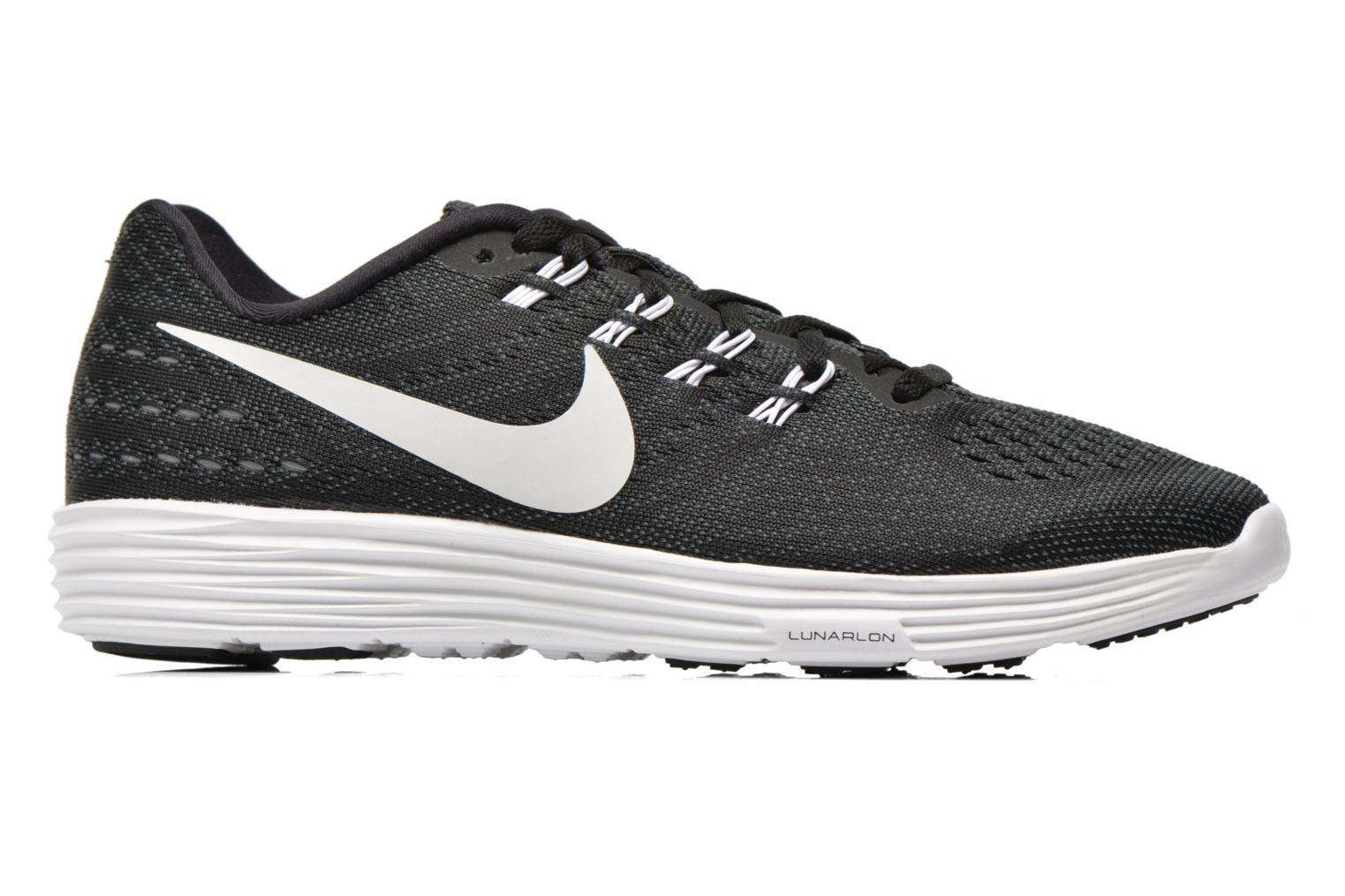 Sport shoes Nike Nike Lunartempo 2 Black back view