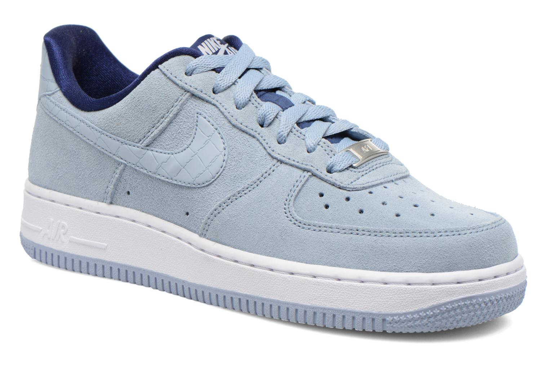 nike air force 1 dames blauw