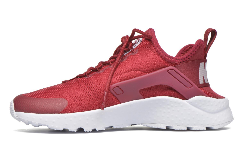 Baskets Nike W Air Huarache Run Ultra Rouge vue face