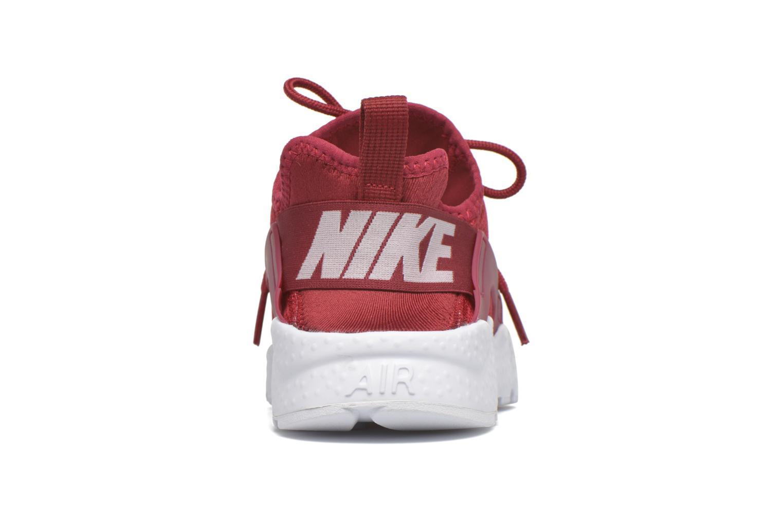 W Air Huarache Run Ultra Noble Red/White