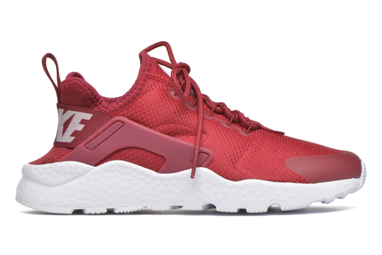 Baskets Nike W Air Huarache Run Ultra Rouge vue derrière