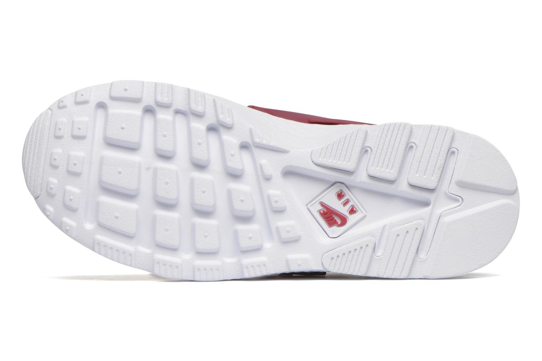 Baskets Nike W Air Huarache Run Ultra Rouge vue haut