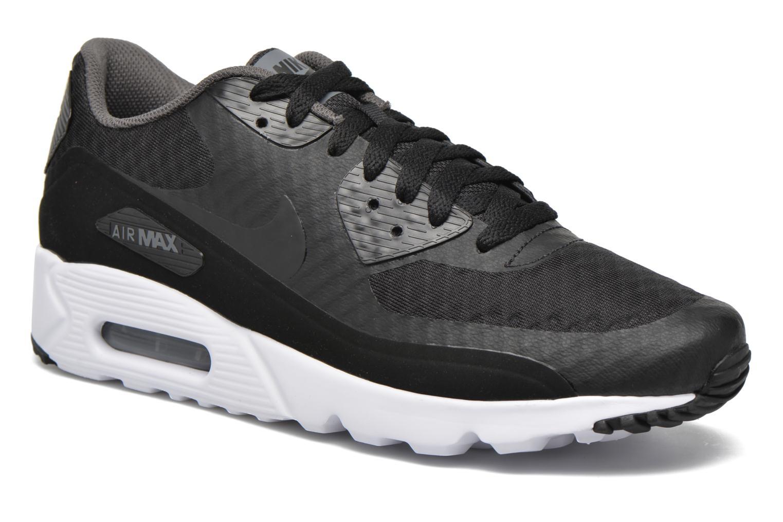 Air Max 90 Ultra Essential Black/Black-Dark Grey-White